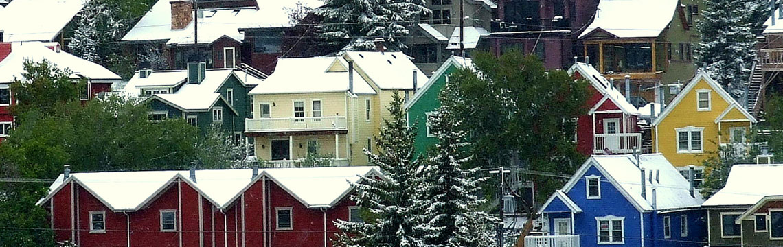 Park City Mountain Homes