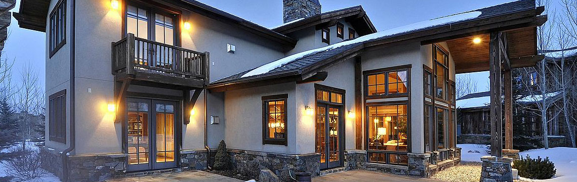 Park City Mountain Luxury Home